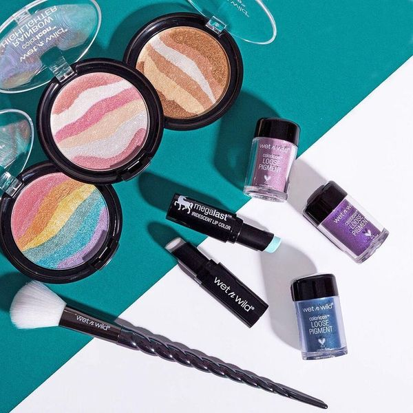 Wet N Wild Is Launching a Beauty Collection Dedicated to Unicorns