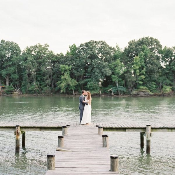 The 18 Prettiest Waterfront Wedding Venues for Your Big Day