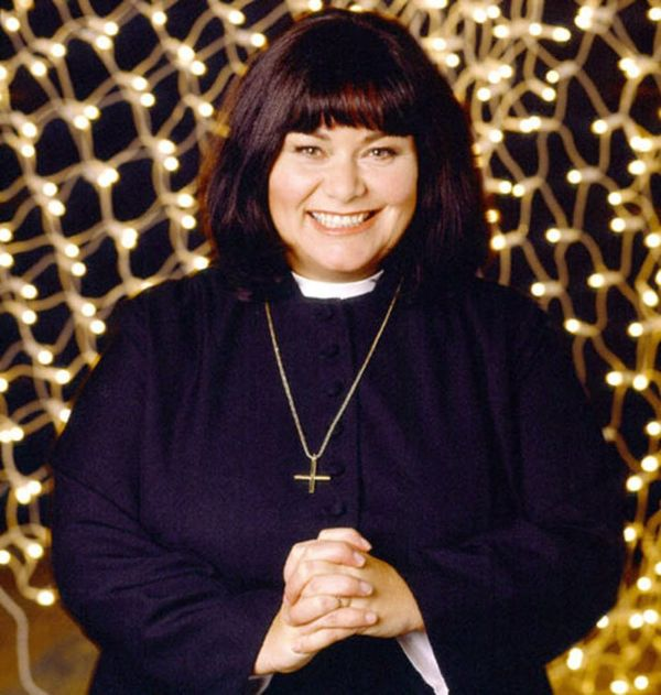 That Time I Was Saved by a Hard-Partying Lady-Priest on TV