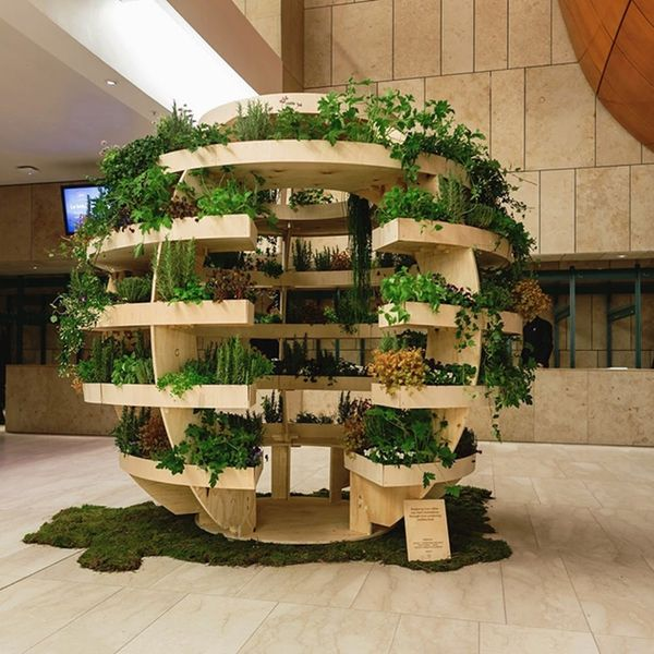 Thanks to IKEA, You Can Now Build the Urban Garden of Your Dreams