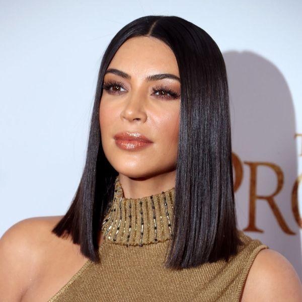 Kim Kardashian-West Is Flashy AF in Her Latest NSFW Snap
