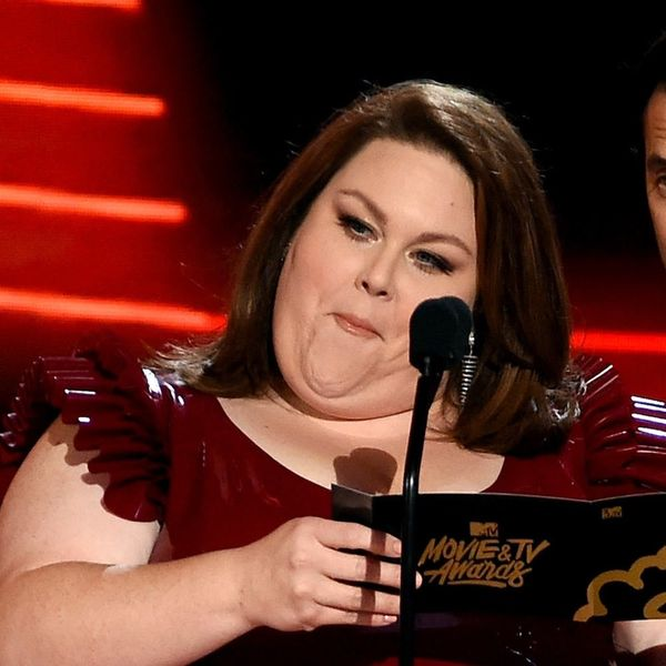 Chrissy Metz Had the Most Epic Response to Those Body Shamers