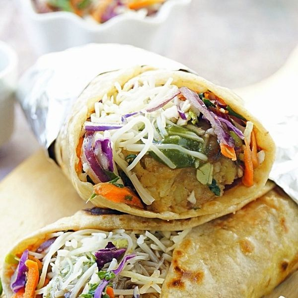 12 Tasty Wrap Recipes for a Quick and Easy Dinner