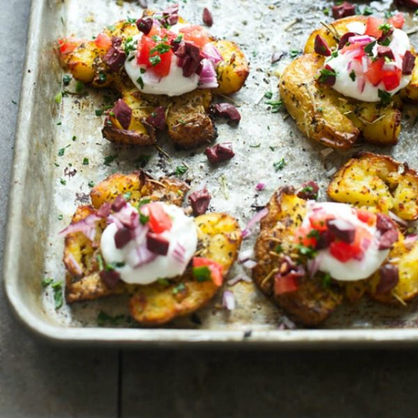 13 Smashed Potato Recipes That Make a *Perf* Spring BBQ Side