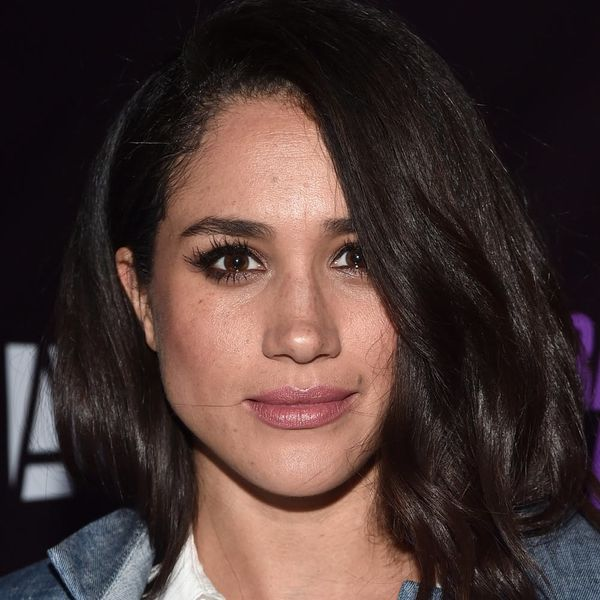 Meghan Markle Just Attended Her First Public Event With Prince Harry