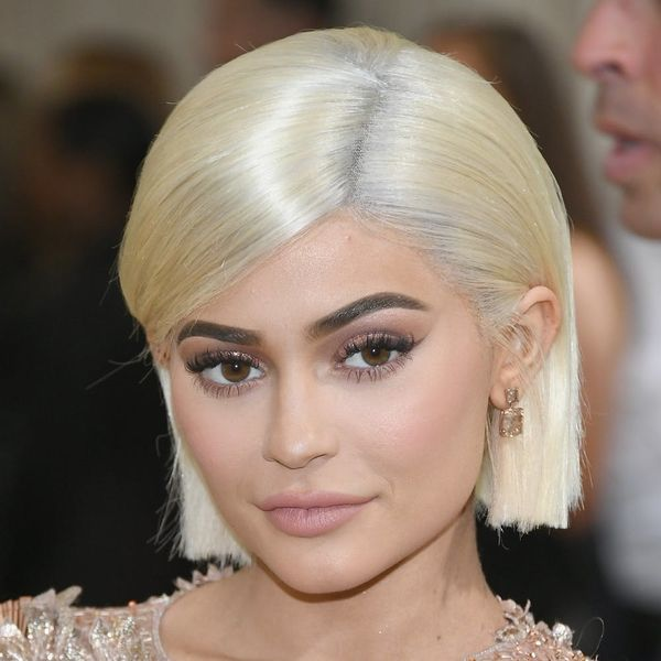 Kylie Jenner's Real Hair Is Surprisingly… Normal