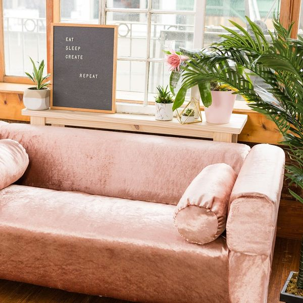 Upholster This $250 IKEA Couch into a $2800 Anthropologie Couch