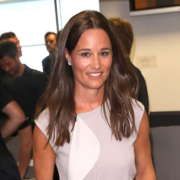See What Pippa Middleton Wore for Her Very First Public Outing With Her Fiancé