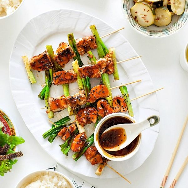12 Fab Fish Skewers to Serve at Your Patio Dinner