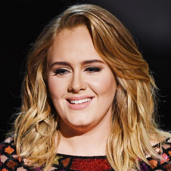 Adele Just Gave Us a Glimpse into Her Future As a White-Haired Granny