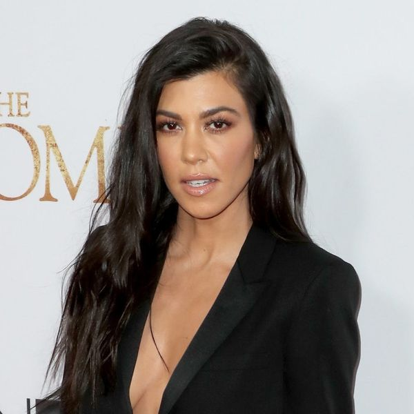 Kourtney Kardashian's New Boy Toy Is a 23-Year-Old Male Model
