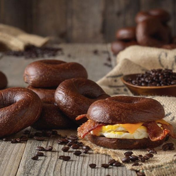 Forget Coffee: You Can Now Wake Up With a Caffeinated Bagel