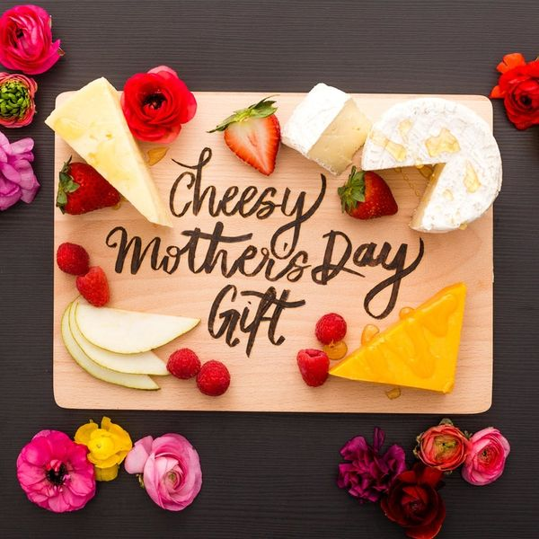 Keep It Cheesy This Mother's Day With This Easy DIY