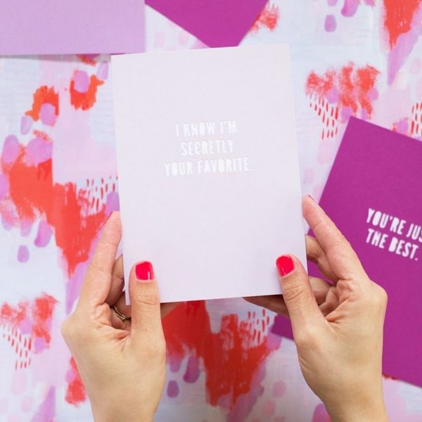 Homemade Cards for Mother's Day, an Anthro T-Shirt Hack, More Weekend DIY Projects