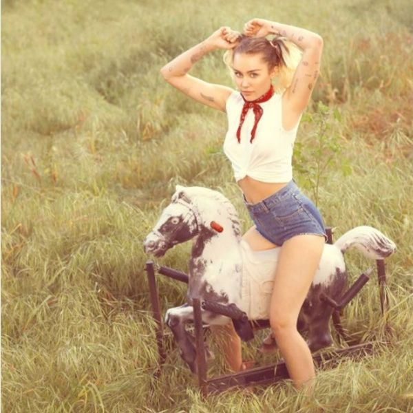 Miley Cyrus's New Music Will Be Totally Different and It's Already Sparking Strong Reactions