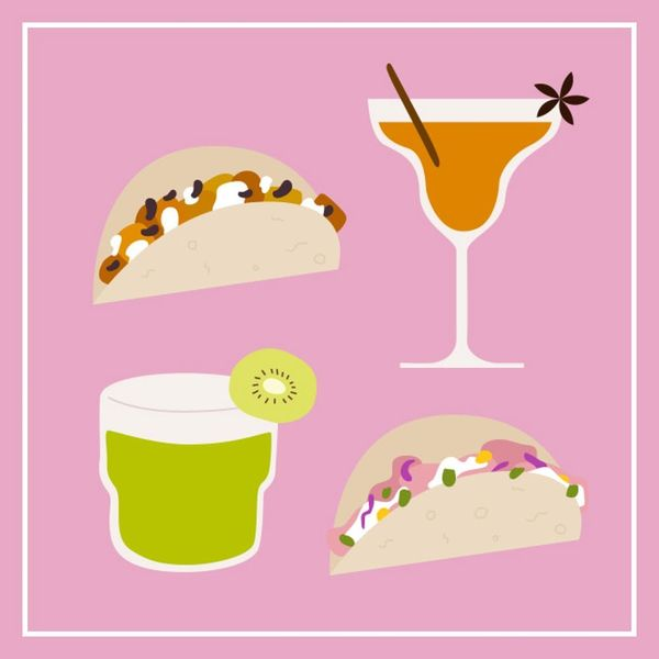 INFOGRAPHIC: The Perfect Gourmet Taco Pairings for Every Flavor of Margarita