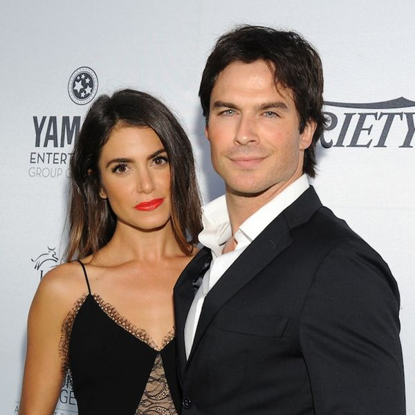 Morning Buzz! Ian Somerhalder and Nikki Reed Are Expecting Their First Baby + More
