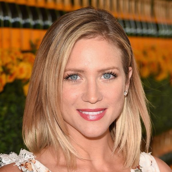 Brittany Snow's New Hair Color Is One She's Sworn Off Before