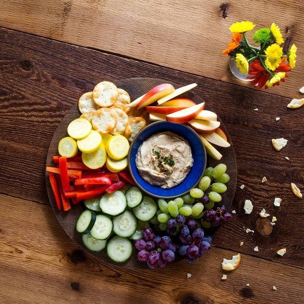 Are You Team Salsa or Team Hummus? Maybe This Infographic Will Help You Decide