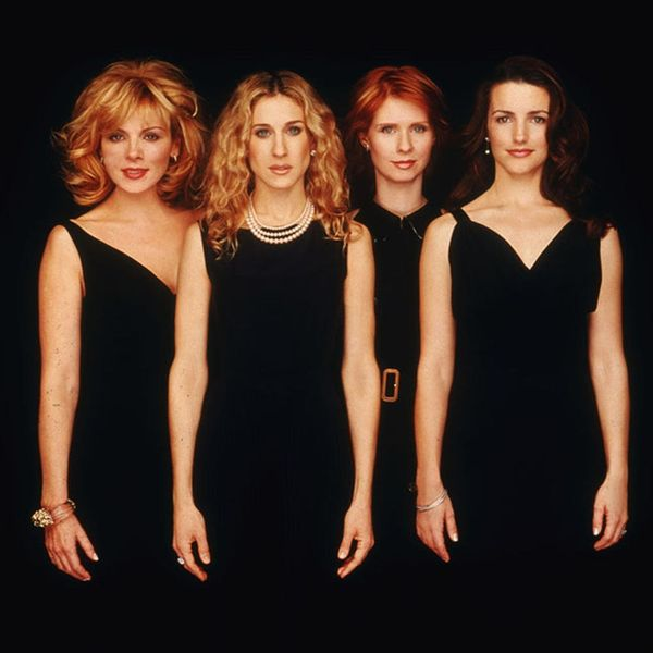 The SATC Author Just Released an App You Need to DL