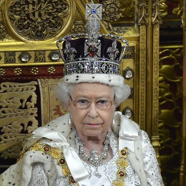 Queen Elizabeth Is Going to Break a 43-Year-Old Dress Code