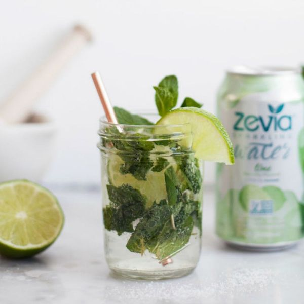 11 *Zevia* Cocktail Recipes to Lighten and Brighten Your Happy Hour