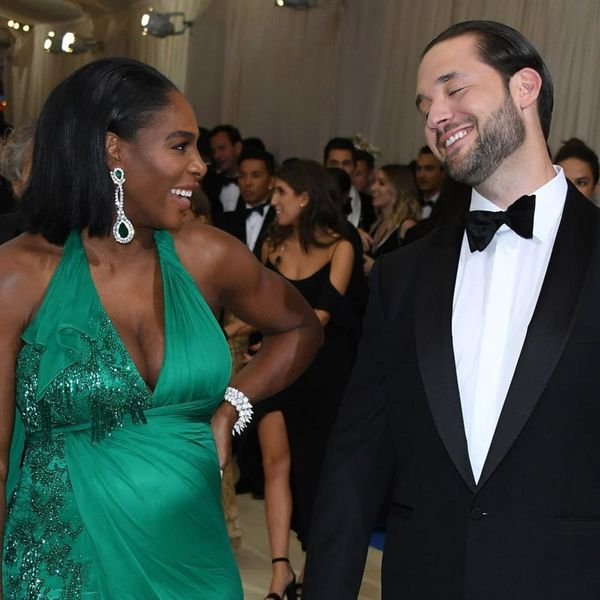Serena Williams Perfectly Responds to the Question Every Pregnant Women Is Asked