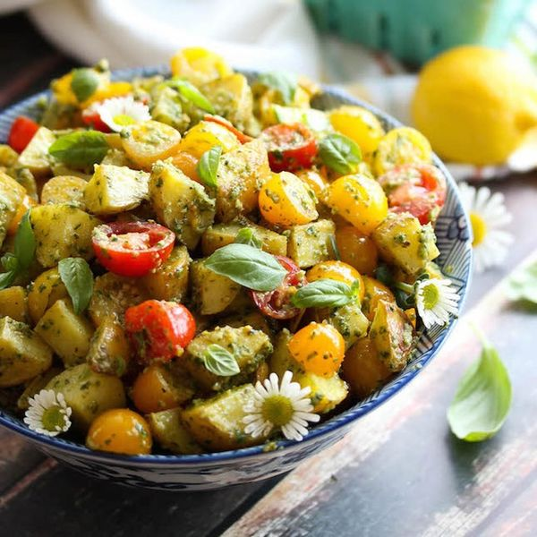 13 No-Mayo Potato Salads That Stay Fresh in the Sunshine
