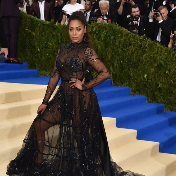 La La Anthony Wore a Ring on Every Finger But *That* One to the Met Gala