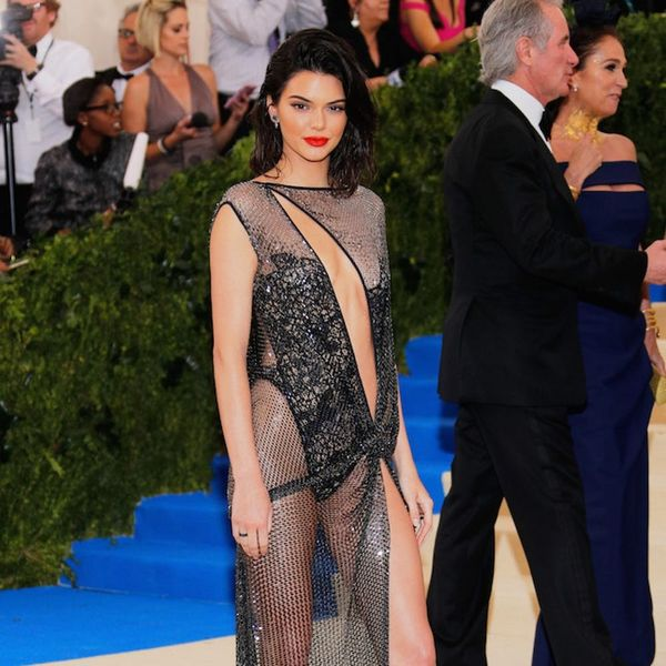 Kendall Jenner's Met Gala 2017 Afterparty Style Was *Very* Different Than Her Red Carpet Look