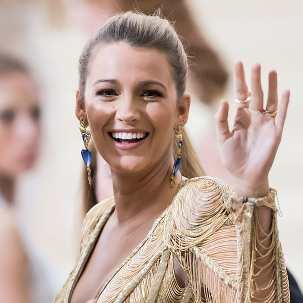 Blake Lively's Secret to Her Met Gala Textured Ponytail Is This Genius Trick