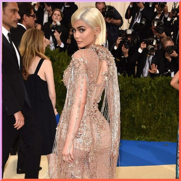 Met Gala 2017: Kendall Jenner, Kylie Try to Out-Naked Each Other