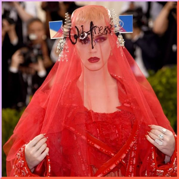 Met Gala 2017: All the Celebs We Could Barely Recognize