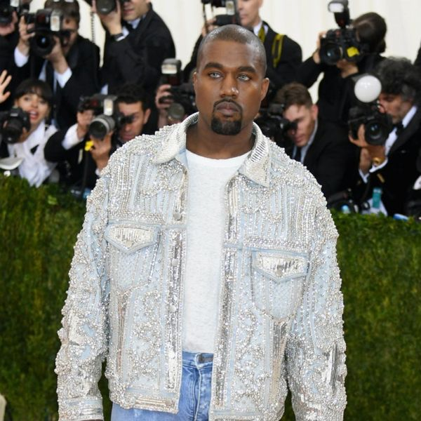 Here's Why Kanye West Won't Be by Kim Kardashian's Side at the 2017 Met Gala