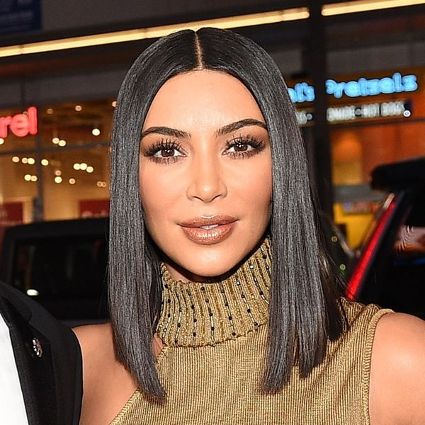 Kim Kardashian-West's Secret for Scoring Uber-Healthy Hair Is the One Thing You Never Thought to Try