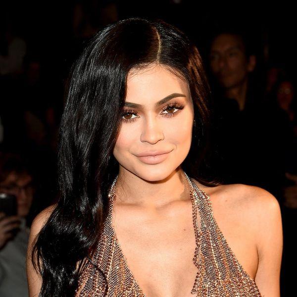 Kylie Jenner Pulls a Kourtney Kardashian and Flashes Underboob