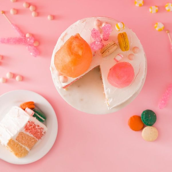 Show Up Your Siblings With This Next-Level Mother's Day Cake Recipe
