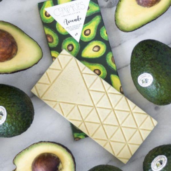 Yum Alert: An Avocado Chocolate Bar Now Exists