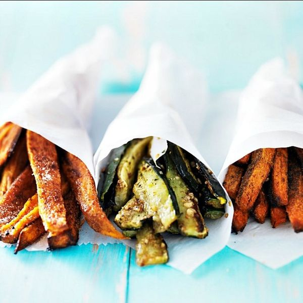 11 Easy *Golden* Air-Fryer Recipes to Feel Good About