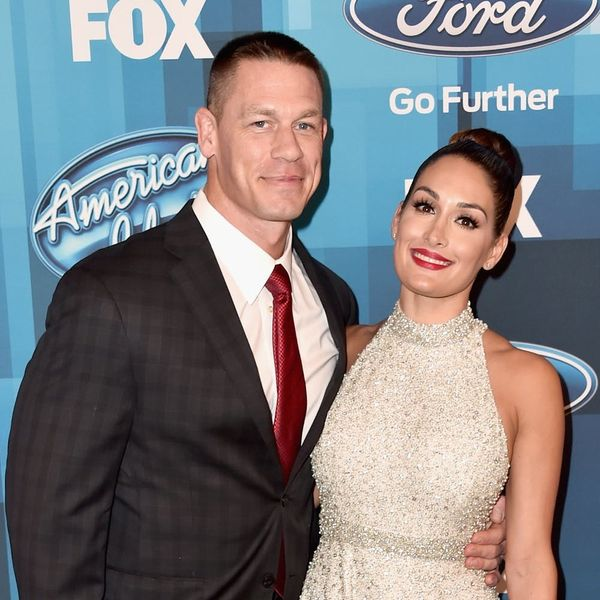 John Cena Has This One Super Sweet Requirement for His Wedding With Nikki Bella