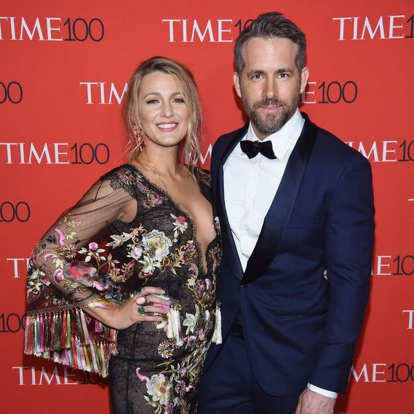 Blake Lively Perfectly Trolled Hubby Ryan Reynolds for His Time 100 Honor
