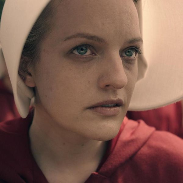 You Need to See This Fashion Line Inspired by The Handmaid's Tale