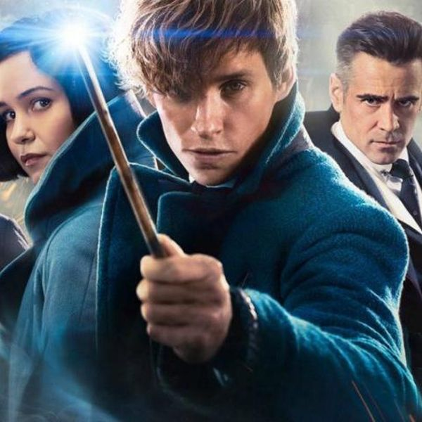 JK Rowling Just Gave Us a HUGE Hint About Fantastic Beasts 2
