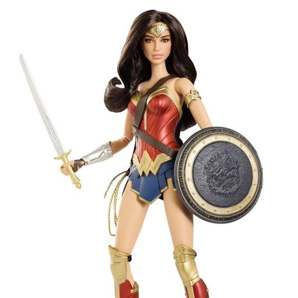 The New Wonder Woman Barbie Dolls Are So Gorgeous Even Adults Will Want Them