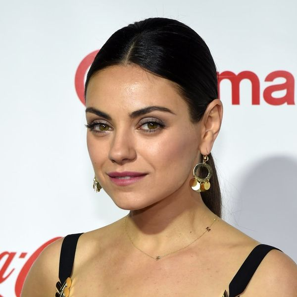 You Won't Believe How Much Mila Kunis Paid for Her Etsy Wedding Rings