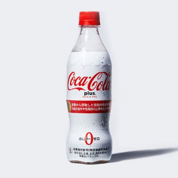 Coca-Cola's New Drink Takes a Healthy Twist With Added Fiber