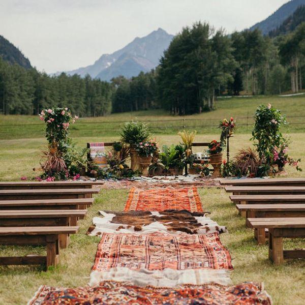 15 Spring Wedding Themes We're Seeing Everywhere