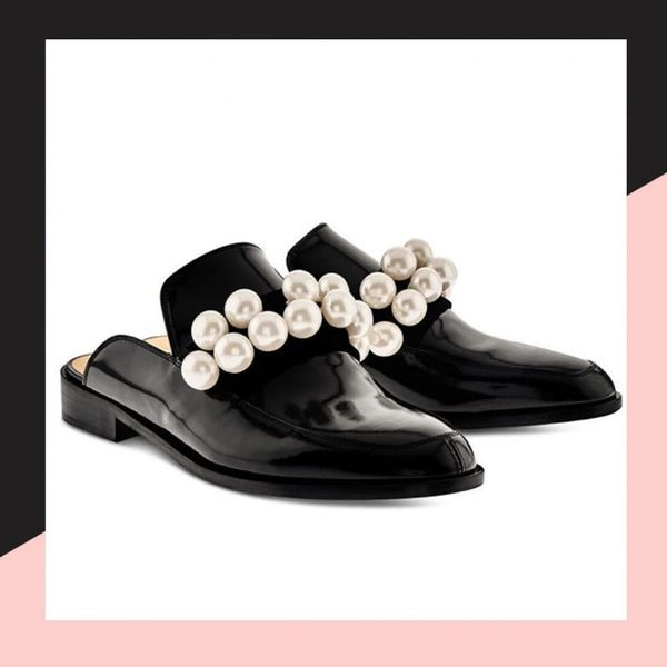 How to Not Blend in While Wearing Black and White Accessories This Spring