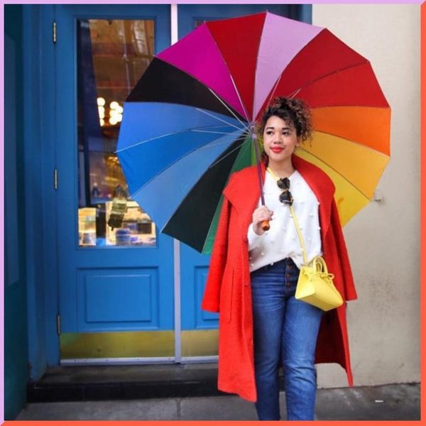 11 Ways to Conquer April Showers in Style, According to Instagram