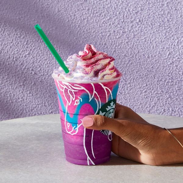 You Probably Missed the Most Magical Part of the Unicorn Frappuccino